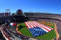 Flyover Rangers Ballpark wp