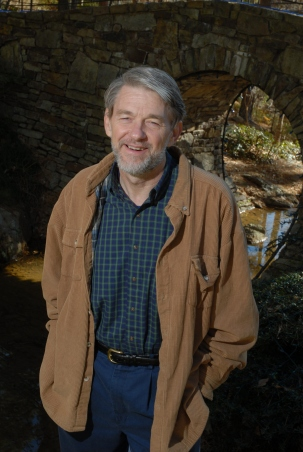 Bob Byers is the curator of Garvan Woodland Gardens.