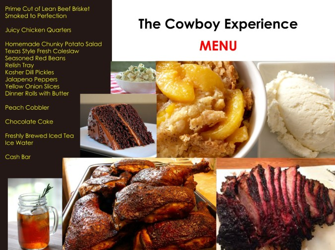 Cowboy menu1