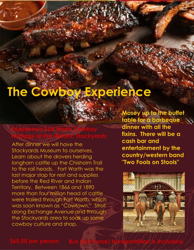 Cowboy Experience